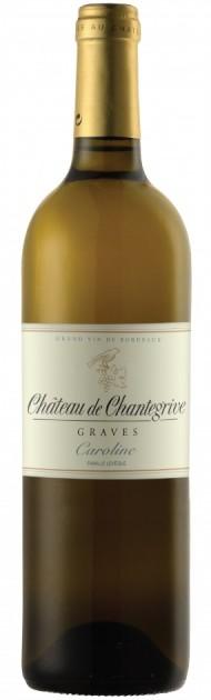 6.5.2021 - Chateau De Chantegrive Cuvee Caroline 2020, Graves Blanc - KAMPAŇ EN PRIMEUR