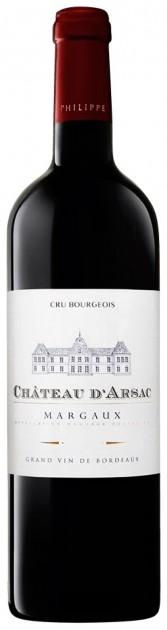 6.5.2021 - Chateau D´Arsac 2020, Margaux AOC - KAMPAŇ EN PRIMEUR
