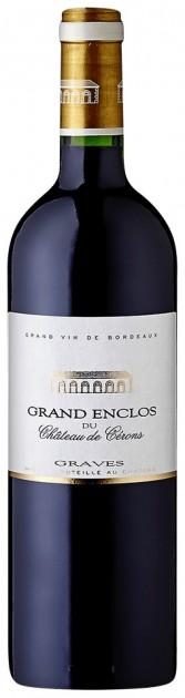 7.5.2021 - Grand Enclos Du Chateau 2020, Graves Rouge AOC - KAMPAŇ EN PRIMEUR