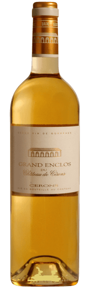 7.5.2021 - Grand Enclos Du Chateau 2020, Graves Blanc AOC - KAMPAŇ EN PRIMEUR