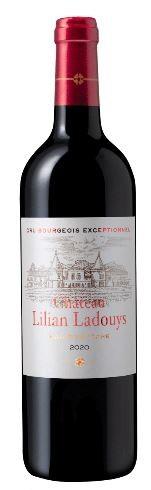 11.5.2021 - Chateau Lilian Ladouys 2020, Saint Estéphe - KAMPAŇ EN PRIMEUR