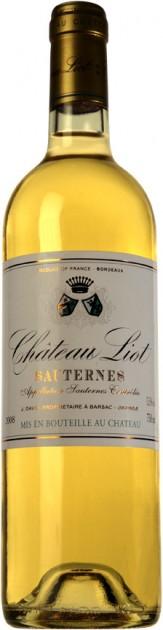 11.5.2021 - Chateau Liot 2020, Sauternes AOC - KAMPAŇ EN PRIMEUR