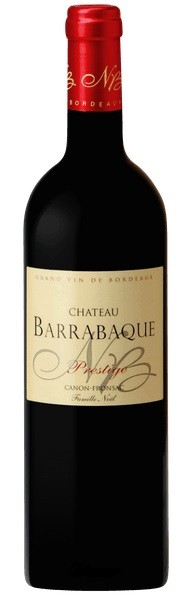 12.5.2021 - Barrabaque Cuvée Prestige 2020, Canon Fronsac - KAMPAŇ EN PRIMEUR