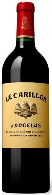 18.5.2021 - Carillon D´ Angelus 2020, Saint Emilión Grand Cru AOC - KAMPAŇ EN PRIMEUR