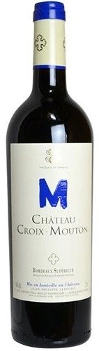 18.5.2021 - Chateau Croix - Mouton 2020, Bordeaux Superieur Rouge AOC - KAMPAŇ EN PRIMEUR