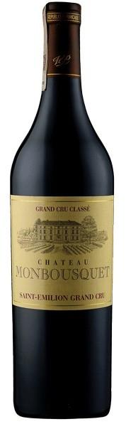 19.5.2021 - Chateau Monbousquet 2020, Saint Emilión Grand Cru AOC - KAMPAŇ EN PRIMEUR