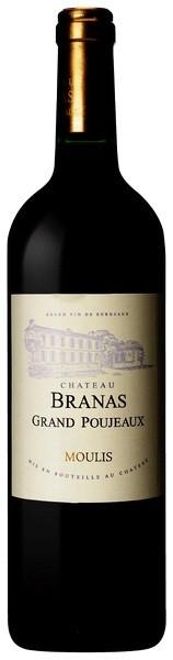 19.5.2021 - Chateau Branas Grand Poujeaux 2020, Moulis AOC - KAMPAŇ EN PRIMEUR