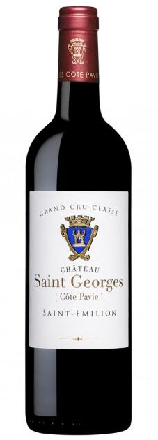 19.5.2021 - Chateau Saint Georges Cote Pavie 2020, Saint Emilión AOC - KAMPAŇ EN PRIMEUR