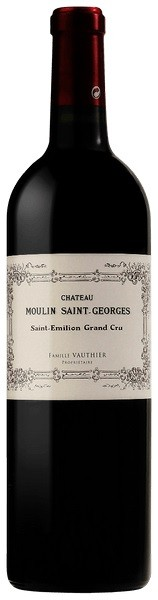 21.5.2021 - Chateau Moulin Saint Georges 2020, Saint Emilion - KAMPAŇ EN PRIMEUR