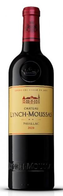 21.5.2021 - Chateau Lynch - Moussas 2020, Pauillac AOC - KAMPAŇ EN PRIMEUR