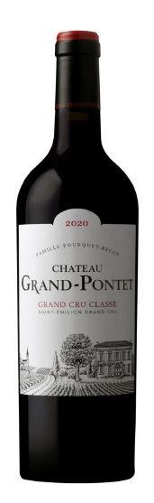 21.5.2021 - Chateau Grand Pontet 2020, Saint Emilión AOC - KAMPAŇ EN PRIMEUR