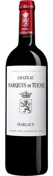 26.5.2021 - Chateau Marquis De Terme 2020, Margaux AOC - KAMPAŇ EN PRIMEUR