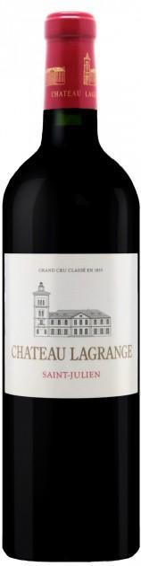 1.6.2021 - Chateau Lagrange 2020, Saint Julien - KAMPAŇ EN PRIMEUR