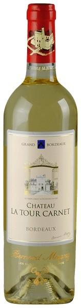 1.6.2021 - Chateau La Tour Carnet 2020 white, Bordeaux AOC - KAMPAŇ EN PRIMEUR