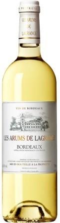 2.6.2021 - Les Arums De Lagrange 2020 white, Bordeaux - KAMPAŇ EN PRIMEUR