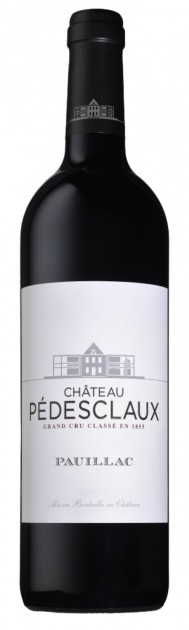 3.6.2021 - Chateau Pedesclaux 2020, Pauillac - KAMPAŇ EN PRIMEUR