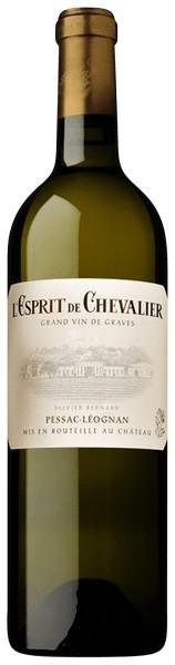 4.6.2021 - L´Esprit De Chevalier 2020 white, Pessac Léognan - KAMPAŇ EN PRIMEUR