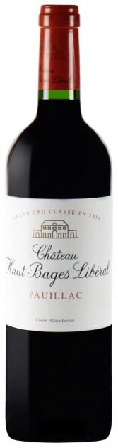7.6.2021 - Chateau Haut Bages Liberal 2020, Pauillac - KAMPAŇ EN PRIMEUR