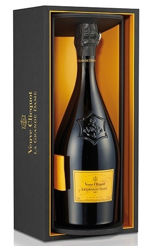 Veuve Clicquot La Grande Dame 2004 gift box