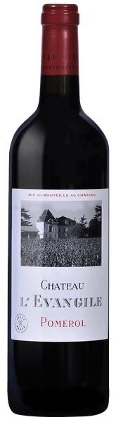 11.6.2021 - Chateau L´Evangile 2020, Pomerol - KAMPAŇ EN PRIMEUR