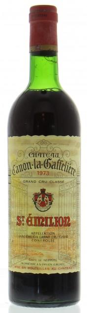 Chateau La Gaffeliere 1973, Saint Emilion