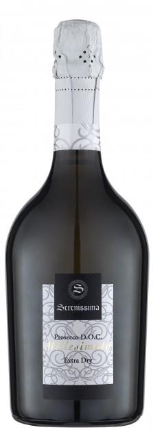 Prosecco Spumante D.O.C. Millesimato Serenissima - Extra Dry