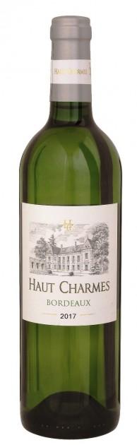 Haut Charmes 2018 BLC, Bordeaux Blanc