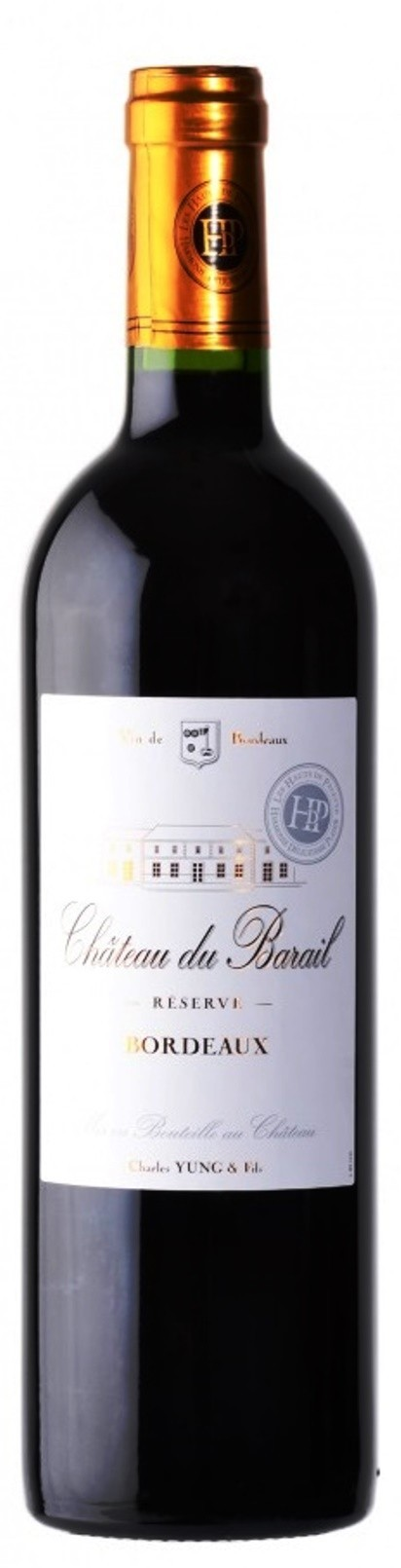 Chateau du Barail Classique 2019, Bordeaux AOC