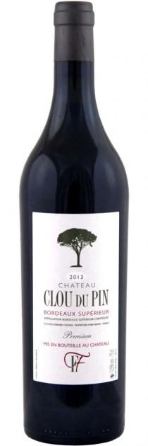 Chateau Clou du Pin Premium 2019, Bordeaux AOC