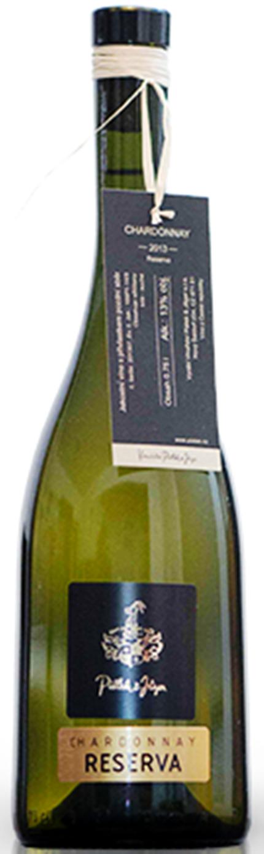 Chardonnay Grand Reserve 2016, pozdní sběr, suché, Vinařství Piálek & Jäger
