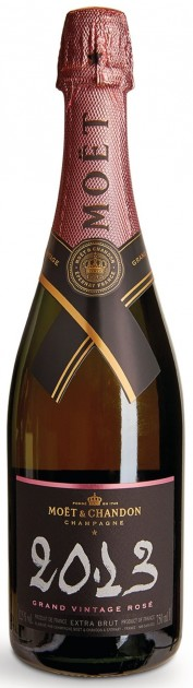 Moët & Chandon Grand Vintage rosé 2013