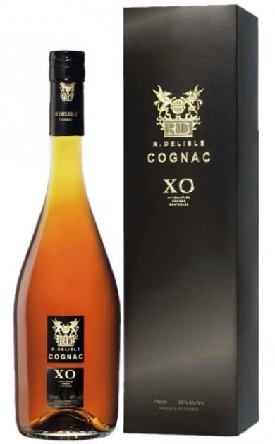 Cognac Richard Delisle XO, 40%, box, 0,7l