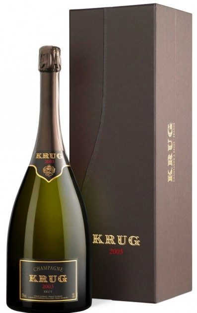 Krug Vintage 2008 gift box