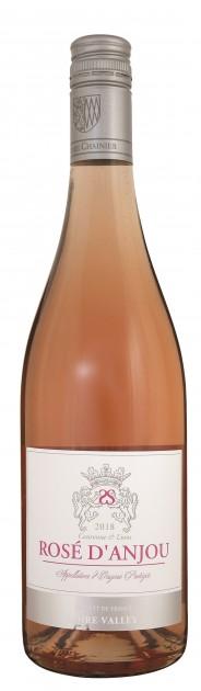 Rosé D´Anjou Couronne et Lions 2020, Domaine Roc De Châteauvieux