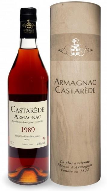 Armagnac Nismes Delclou 1989, 0,7l, 40%
