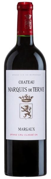 Chateau Marquis De Terme 2016, Margaux AOC
