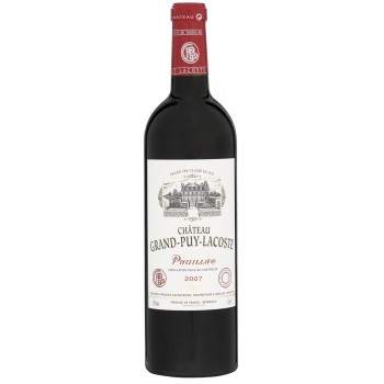 Chateau Grand Puy Lacoste 2011, Pauillac