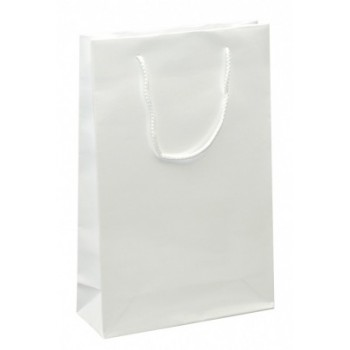 Papírová taška - RAF bílá